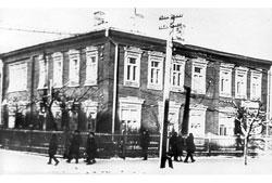 Kanash. House of merchant Khalikov