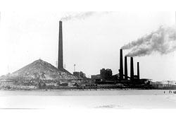 Karabash. Copper Smelting Plant