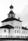 Kargopol. Church