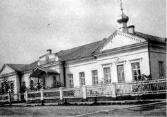 Kargopol. Spiritual school
