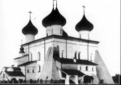 Kargopol. Cathedral of the Nativity of Christ