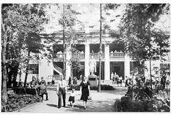 Kirov. Summer Theatre, 1956