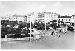 Kirov. Middle School №22, 1956