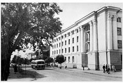Kirov. Улица Карла Маркса, 1956 год