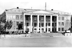 Koryazhma. The House of Culture