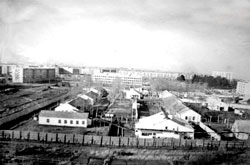 Koryazhma. Colony (the prison) №5 of strict regime