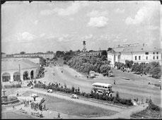 Kostroma. City center