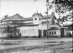 Kostroma. The Old building of Circus, circa 1930's