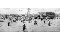 Krasnodar. New Market, 1955