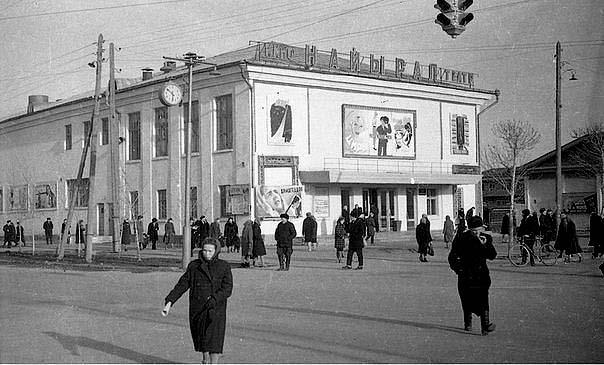 Kyzyl. Cinema 'Nayyral'