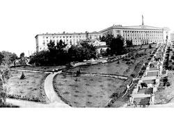Lipetsk. City center