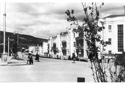 Magadan. Residential house, 1960