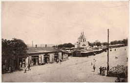 Makhachkala. Market