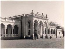 Maykop. Railway station