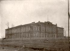 Mozhga. Pedagogical college