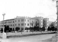 Nalchik. Hotel, 1936