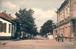 Nalchik. Vorontsovskaya street