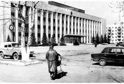 Neftekamsk. House of Industry, 1979