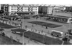 Neftekamsk. Cinema 'Mayak'
