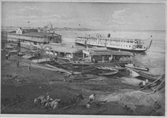 Nizhny Novgorod. Pier No. 4