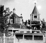 Novoaltaysk. Church