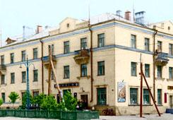Novoaltaysk. Shop 'Books'