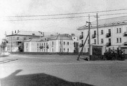 Novoaltaysk. Street of XX Party Congress