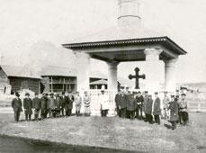 Olyokminsk. Chapel