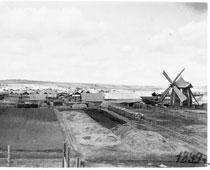 Olyokminsk. Windmill, 1899