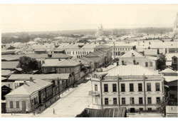 Oryol. Panorama of the city