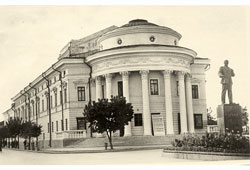 Oryol. Theater of the young spectator