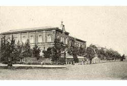 Orenburg. Diocesan college