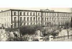 Penza. The Nobility Institute, 1915