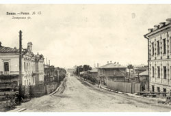 Penza. Lekarskaya street, 1905