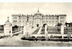 Penza. The building of the Theological seminary, 1915