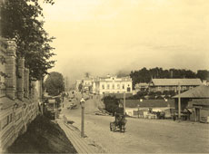 Perm. Collegiate Street