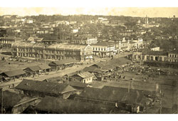 Perm. Panorama of 'Black' Market