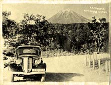 Petropavlovsk-Kamchatsky. Koryaksky sopka, 1948