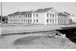 Petrozavodsk. Hospital, 1942