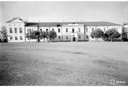 Petrozavodsk. Children's Hospital, 1941