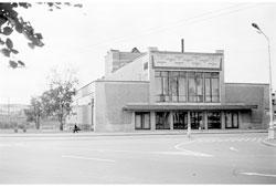 Petrozavodsk. Finnish Drama Theatre, 1973