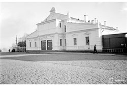 Petrozavodsk. National Drama Theatre, 1941