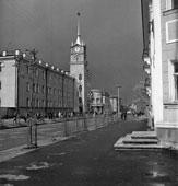 Petrozavodsk. Panorama of the city