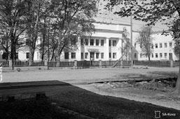 Petrozavodsk. Maternity House, 1942