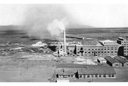 Poronaysk. The Paper Mill, 1930