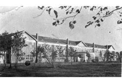Poronaysk. School №1, circa 50s