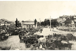 Rostov-on-Don. The Old Market