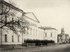 Ryazan. Theological Seminary, 1903