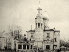 Ryazan. The Church of the Vladimir Icon, 1903