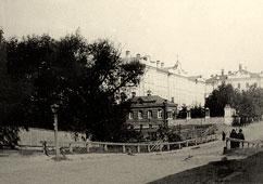 Ryazan. Bridge, 1903